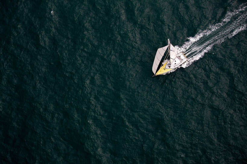 The VELUX 5 OCEANS is the oldest single-handed round the world yacht race. Run every 4 years since 1982, the race is the longest and toughest event for any individual in any sport. The race is a series of five high-pressure ocean sprints within a marathon