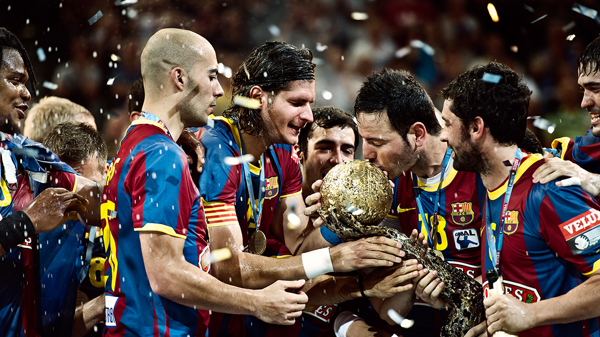 handball champions league winners